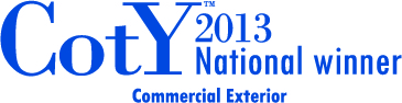 Brown Restoration, Inc. has been named the 2013 Contractor of the Year National Winner for Commercial Exterior!