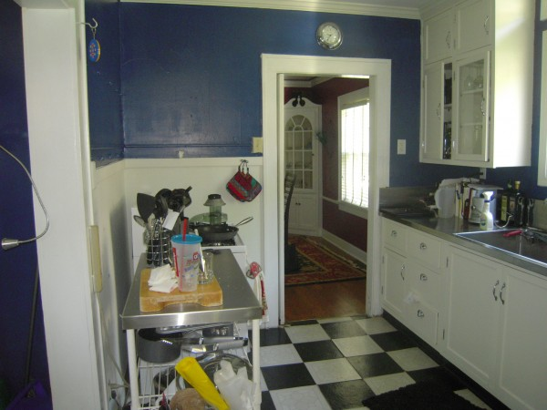 Filby Kitchen Remodel Before